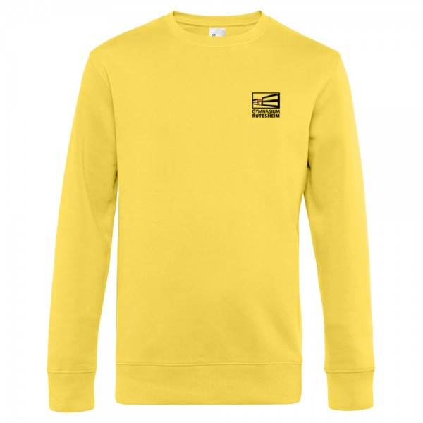 Herren Sweater KING Crew Neck