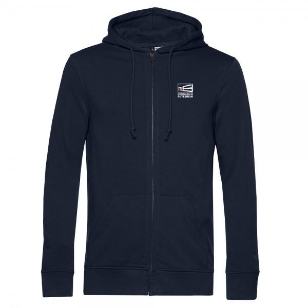 Herren Bio Kapuzen-Sweatjacke ORGANIC Zipped Hood