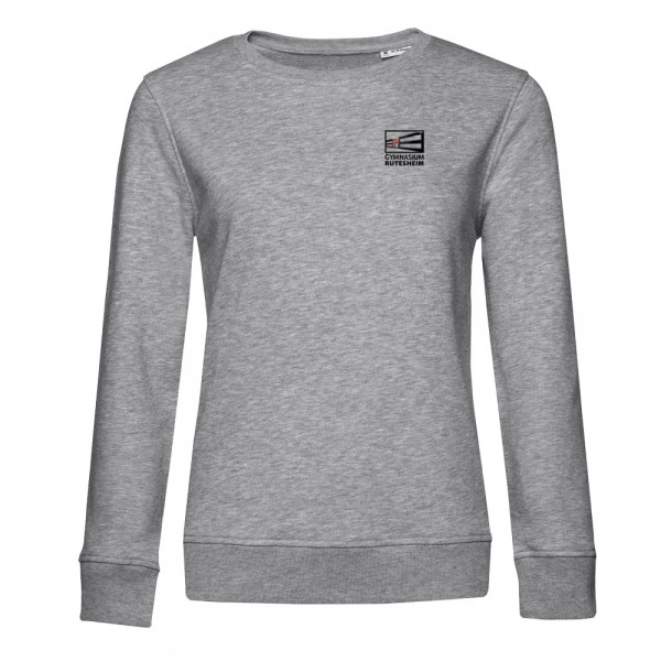 Damen Bio Sweater ORGANIC Crew Neck
