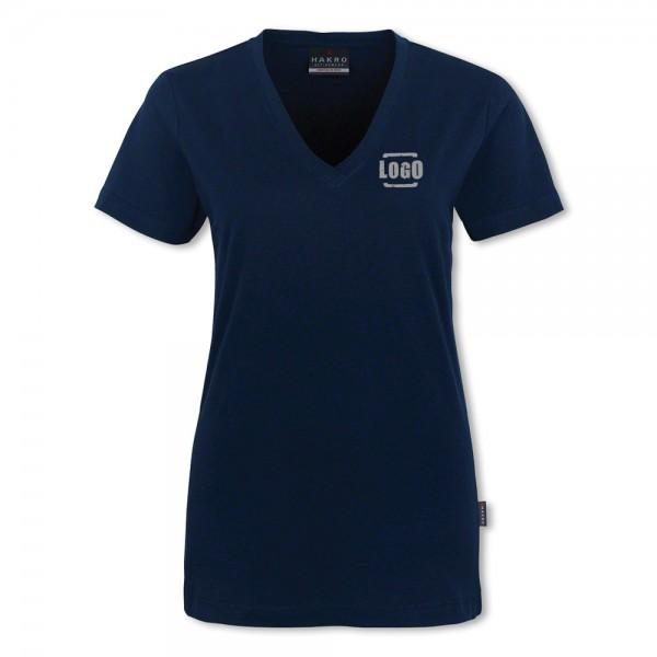 T-Shirt Damen V-Classic 126