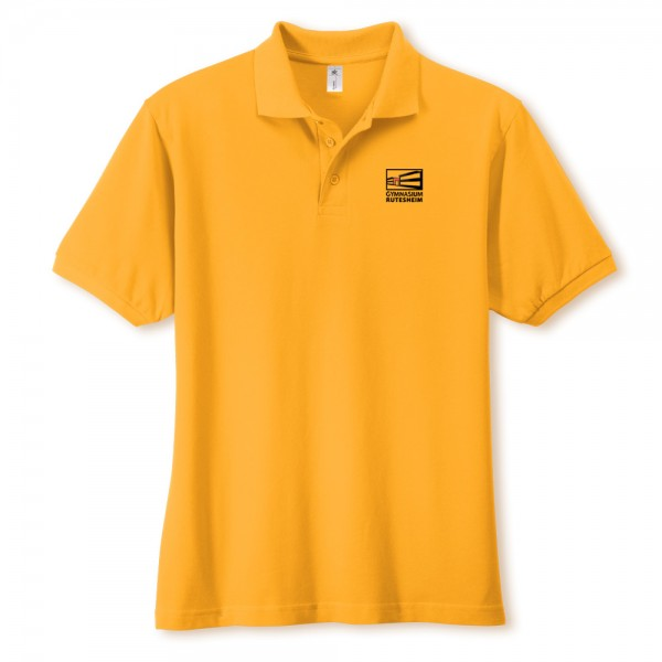 Herren Piqué Poloshirt 409